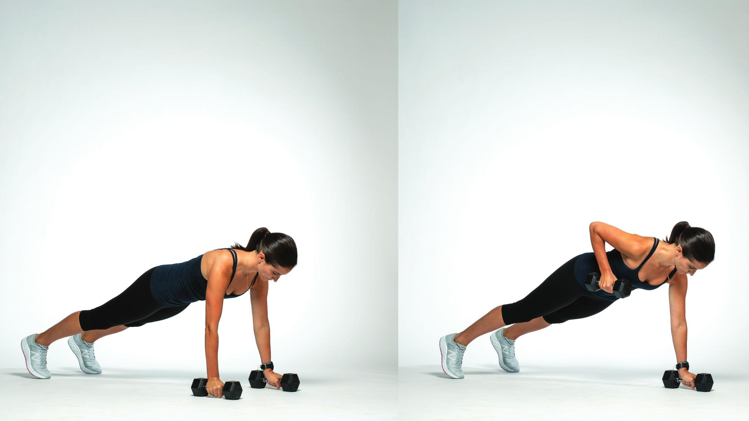 Plank Entrenamiento de fuerza todo terreno   Revista Trail Runner