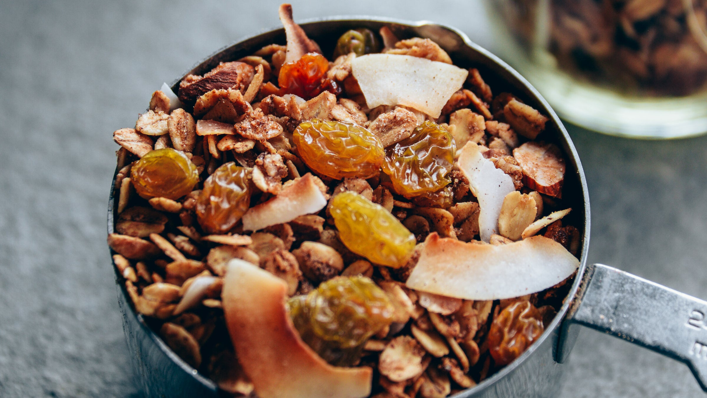 Sweet and Spicy Granola