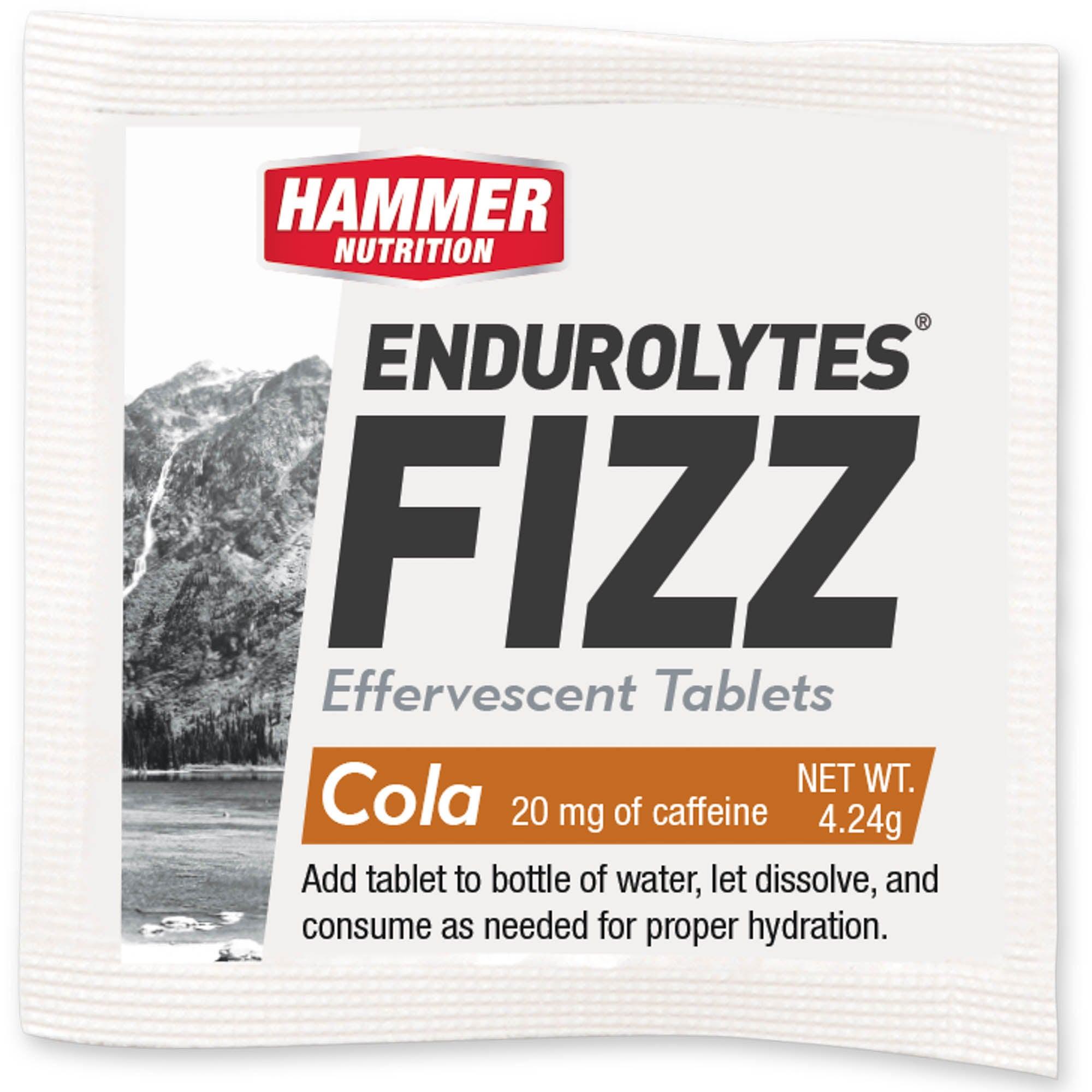 hammer nutrition cola fizz