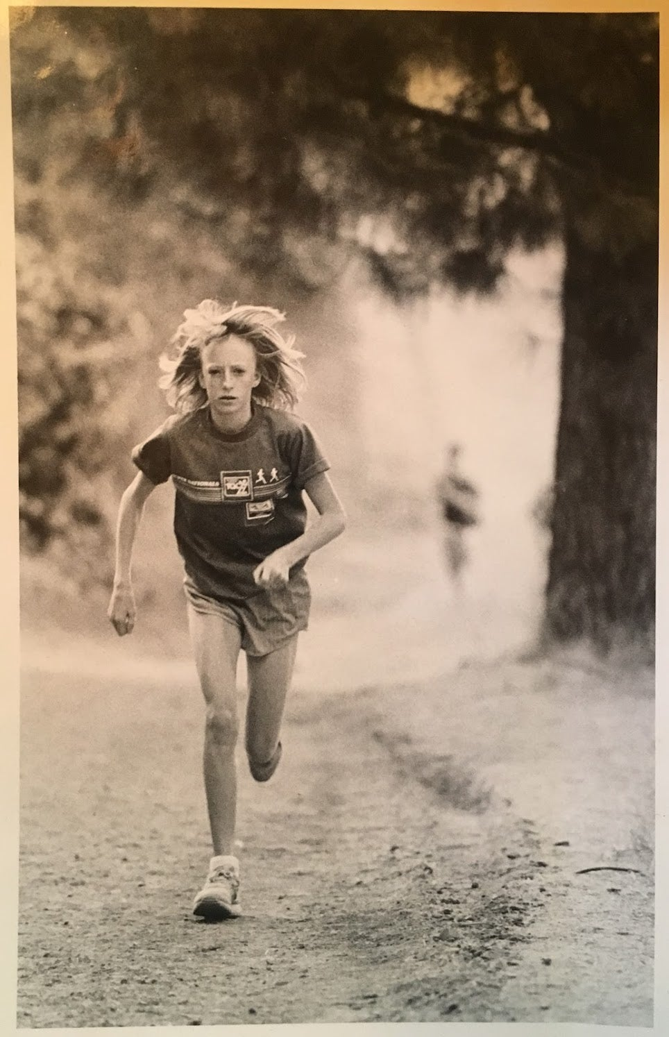 Deena Kastor discovers her talent as a young runner
