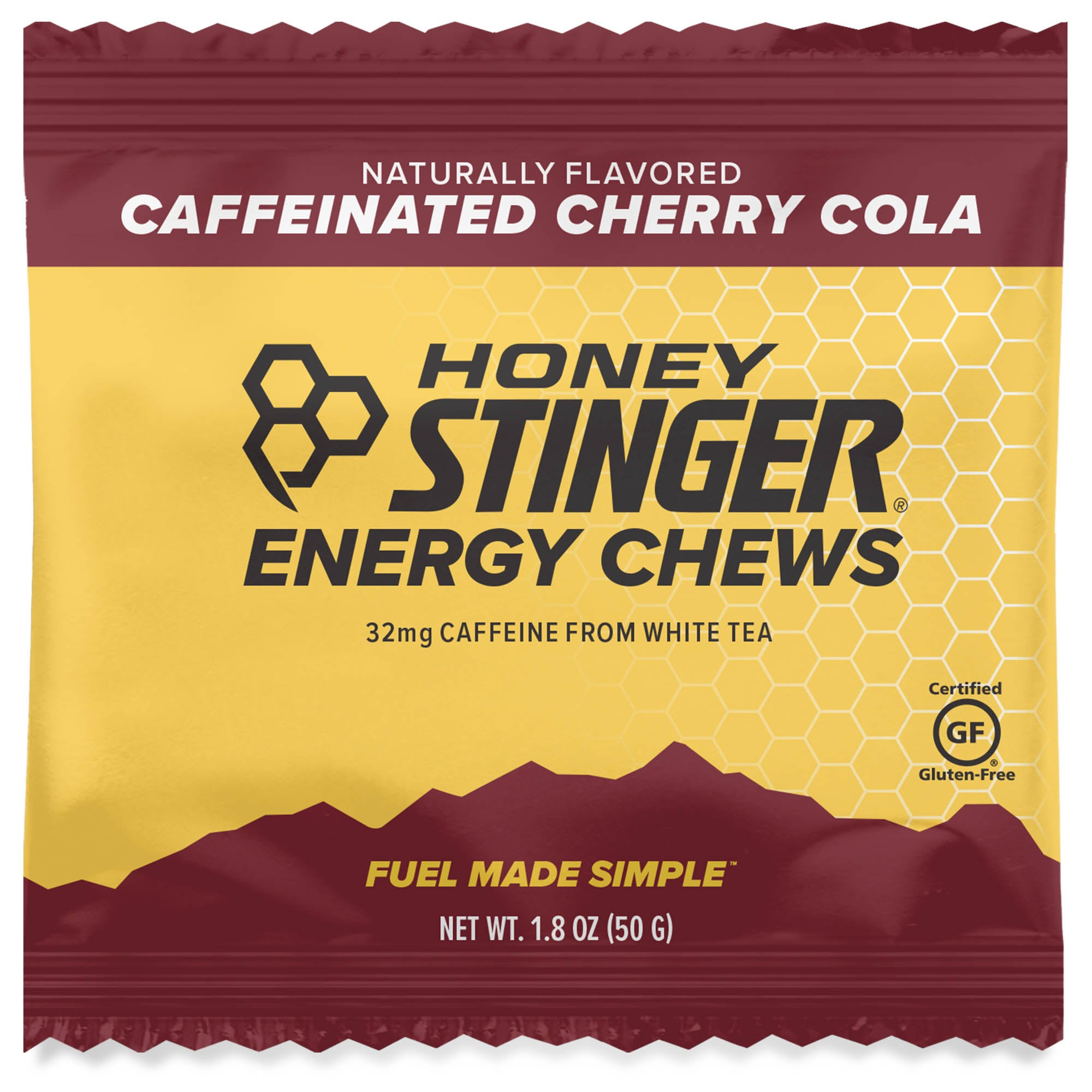 honey stinger cherry cola chews