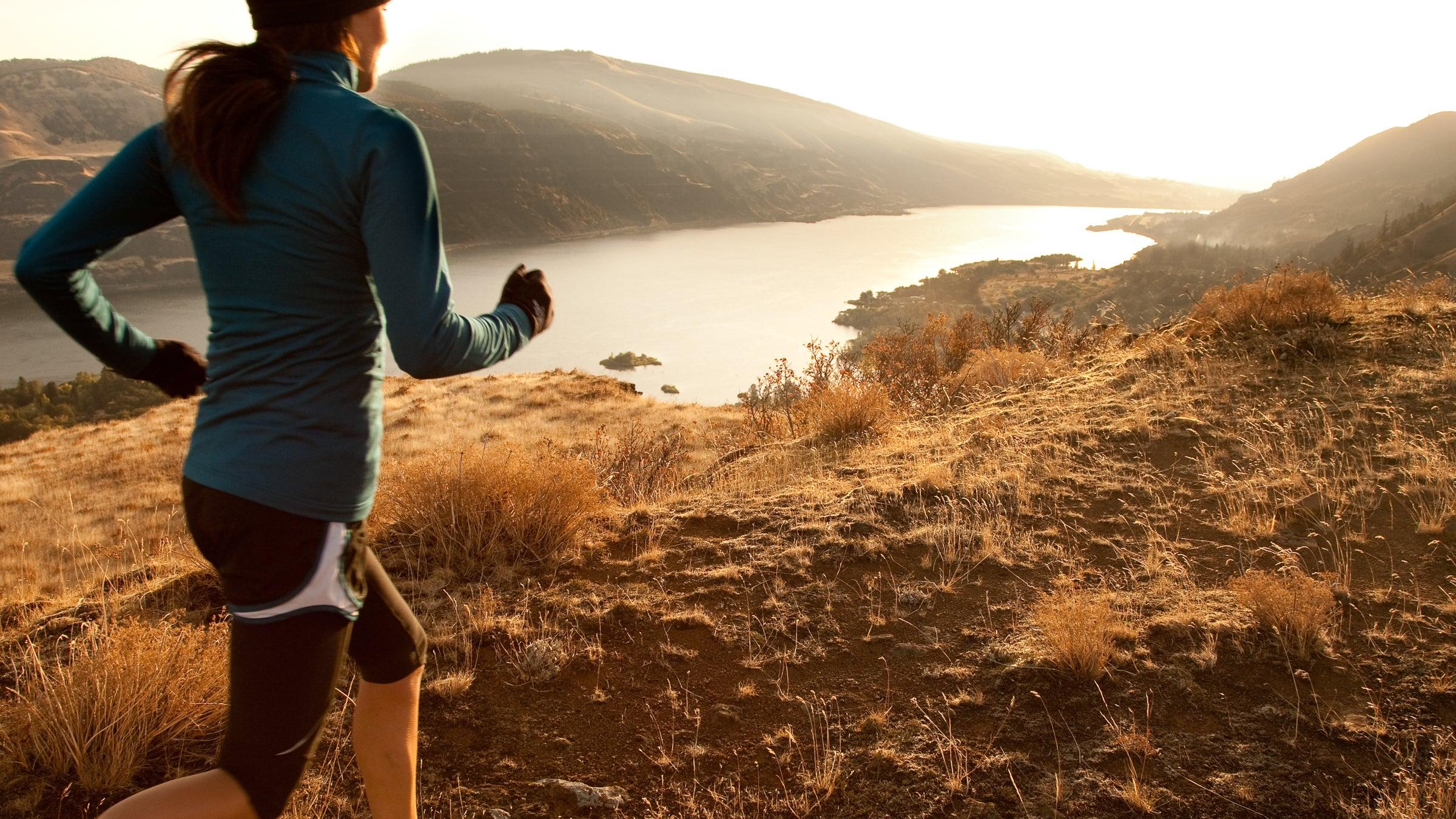 Should You Run or Walk Hills? - Women's Running
