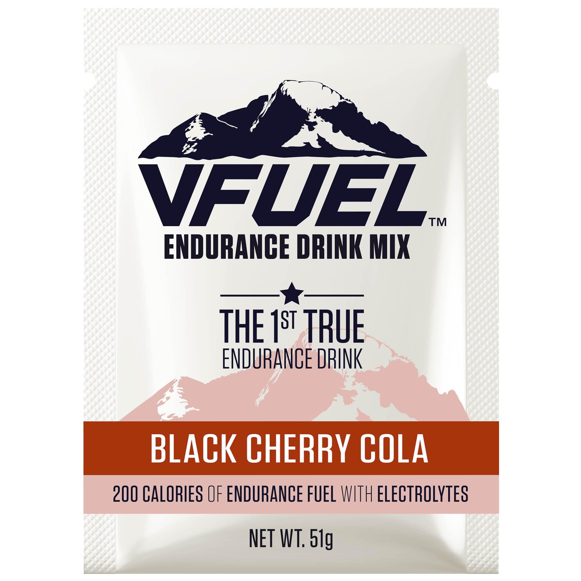 VFUEL black cherry cola