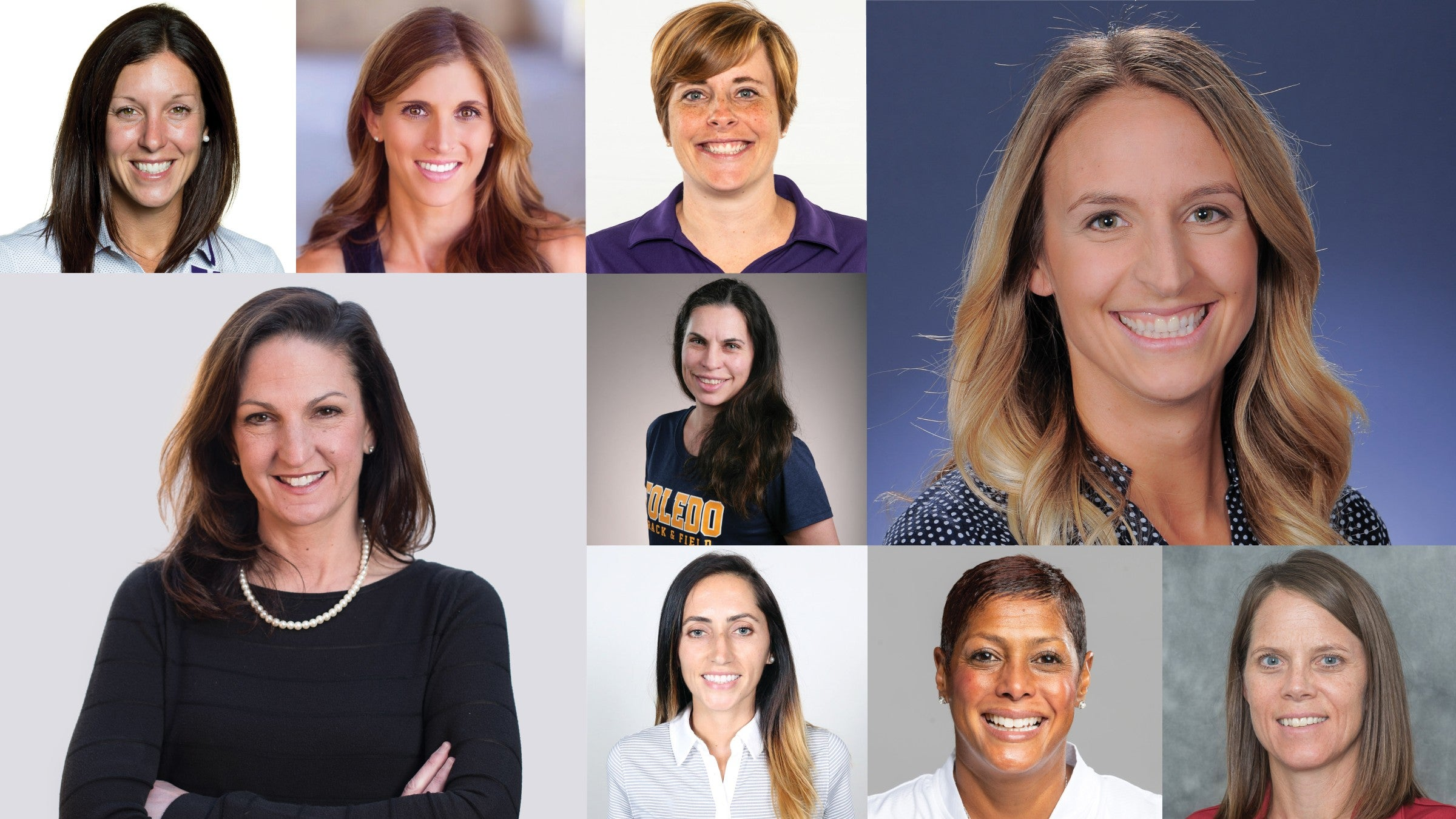 The top college running coaches offer their advice for female runners.
