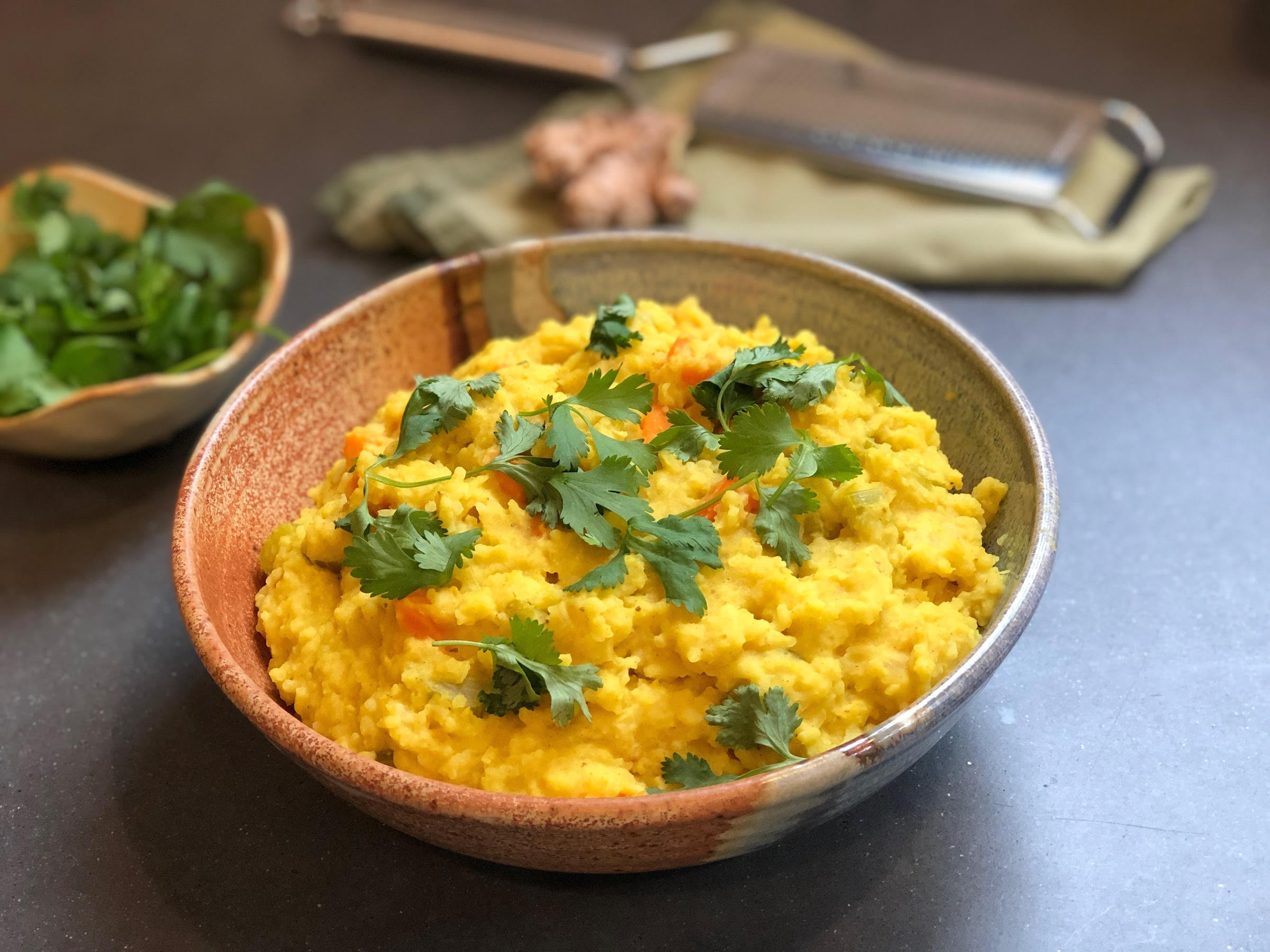 Elyse Kopecky's Red Lentil Kitchari Recipe - Women's Running