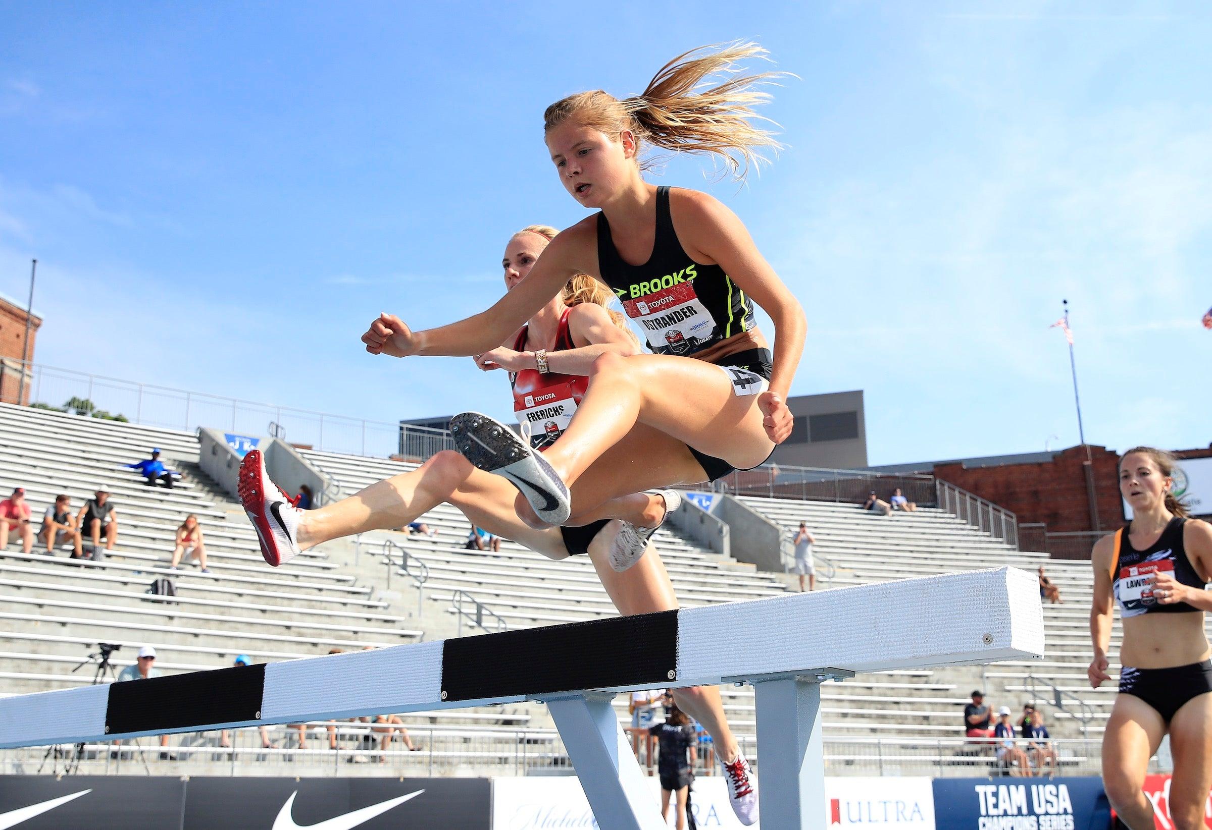 In a Strange Year, Allie Ostrander Expands Her Reach