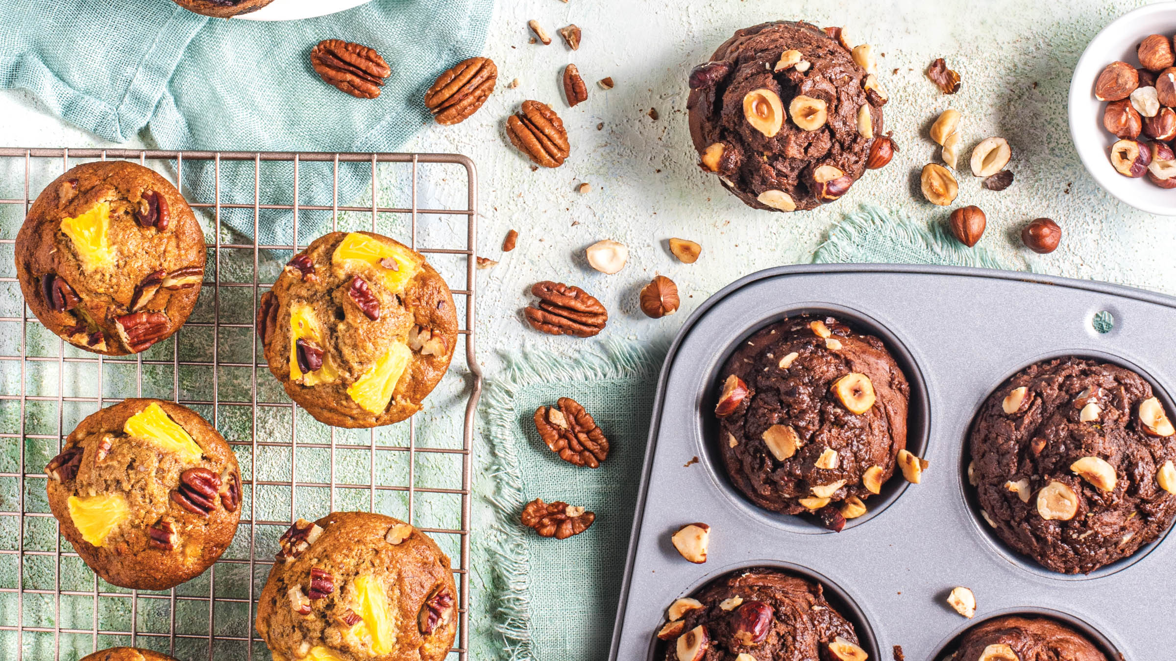 Breakfast On the Go Recipes: 3 Recipes for Energy