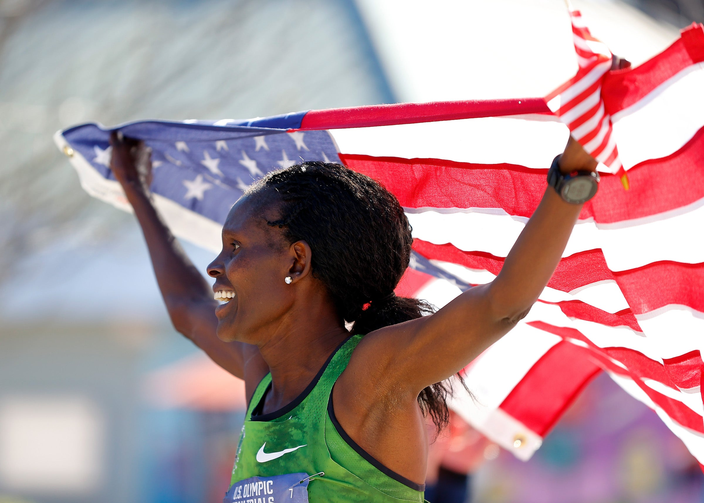 With Five Months Until Tokyo Olympics, Sally Kipyego Shares a Training Update