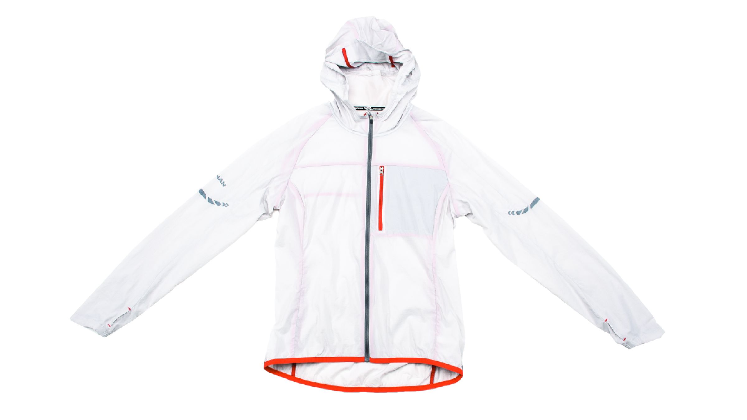White Nathan Sports Stealth jacket
