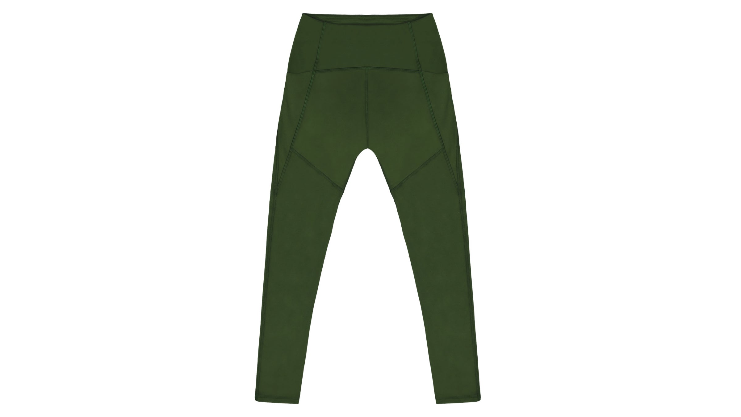 Green Thinx leggings