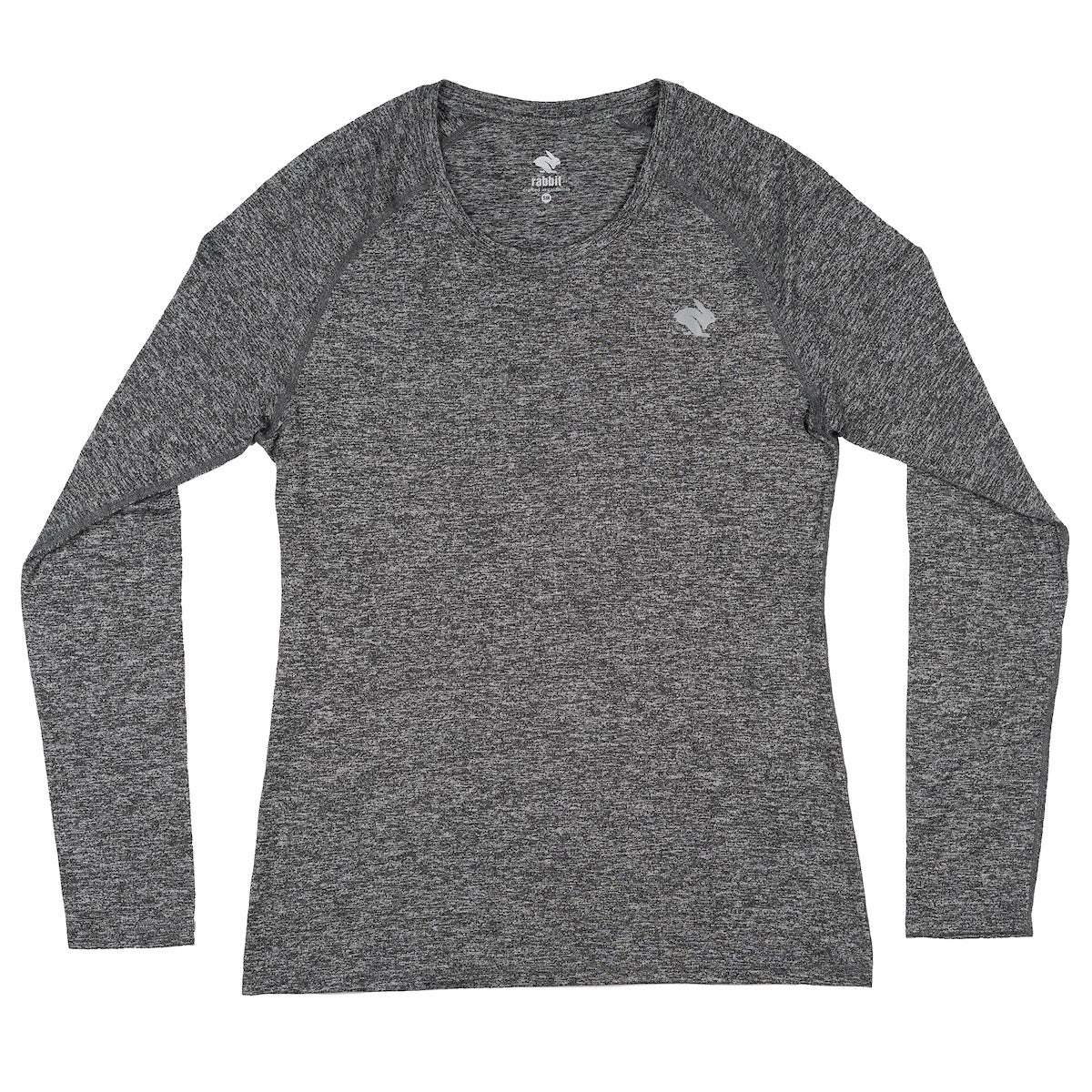 rabbit women's long sleeve EZ tee